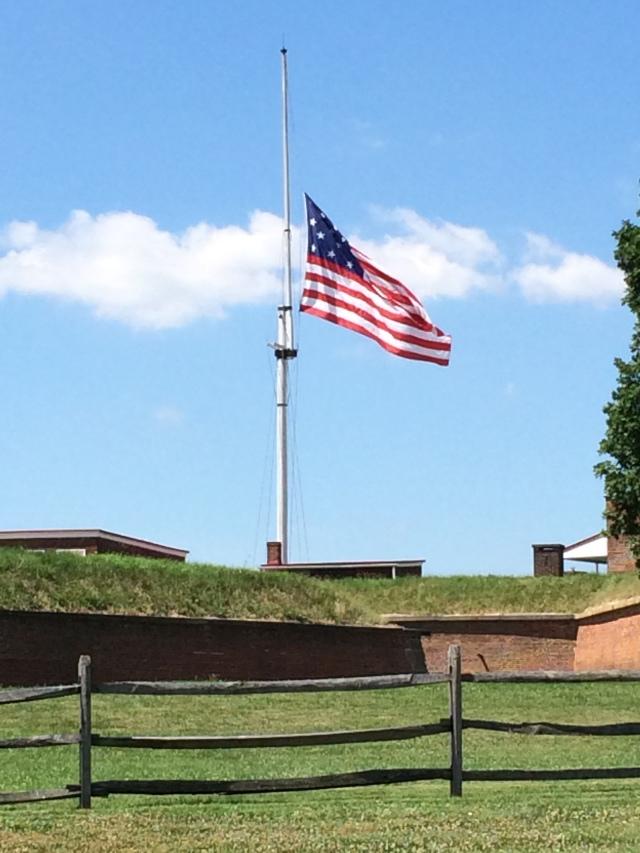 Fort McHenry - Star Spangled Banner